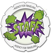 Staff -agency for traveling