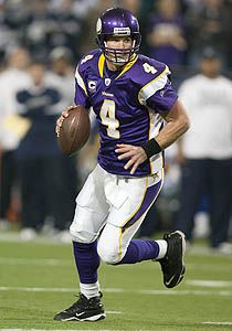 Brett Favre one of the greats and almost got us back to the Super Bowl.