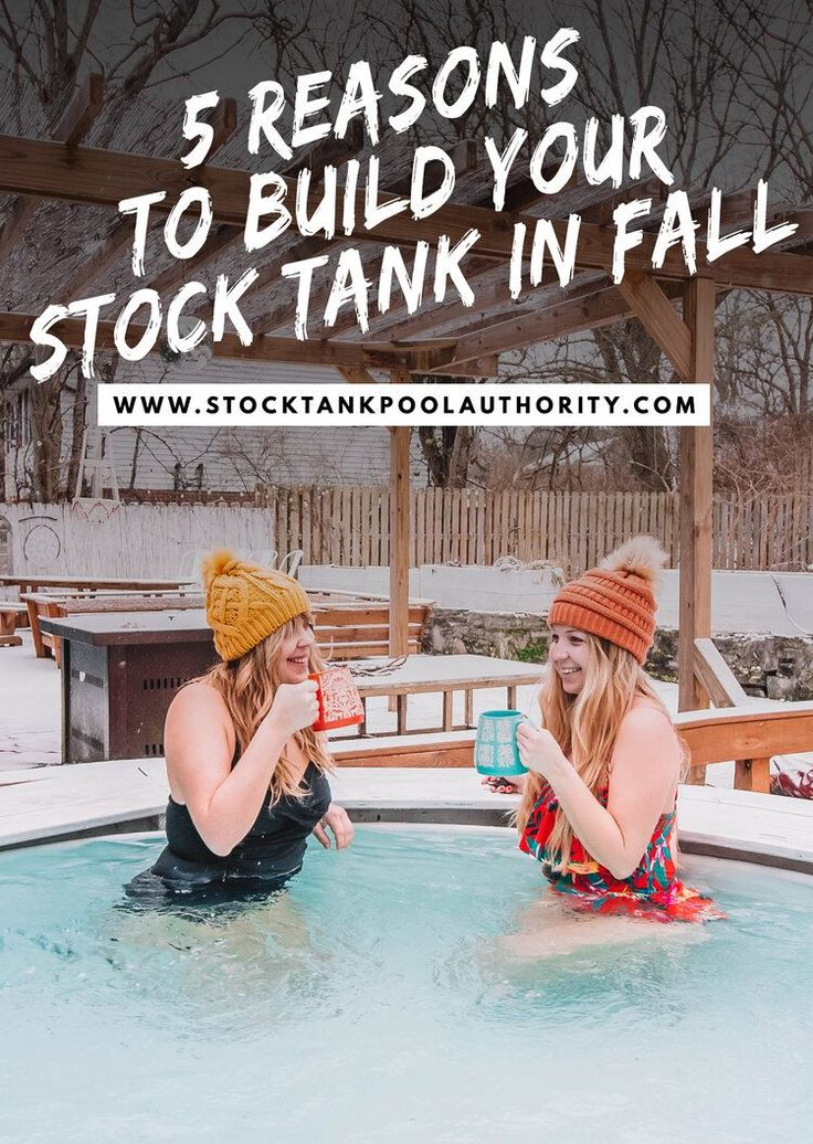 5 Reasons To Build Your Stock Tank Pool Over Fall Winter Stock Tank Pool Authority In 2020 Stock Tank Pool Stock Tank Swimming Pool Tank Swimming Pool