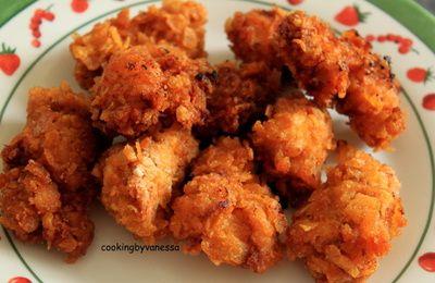 Poulet comme au KFC