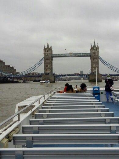 Londres. Tower Bridge 2016