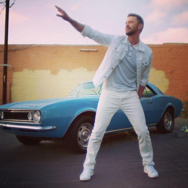 Instagram. Justin Timberlake. #CantStoptheFeeling