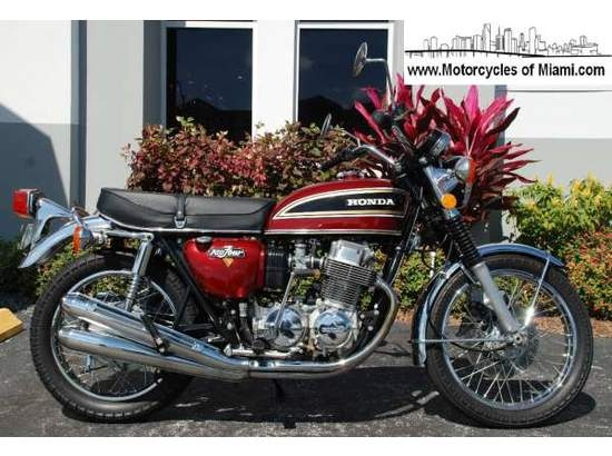 1976 Honda CB 750 102318721 large photo: Honda Cb750, Previous Motorcycle, Large Photos