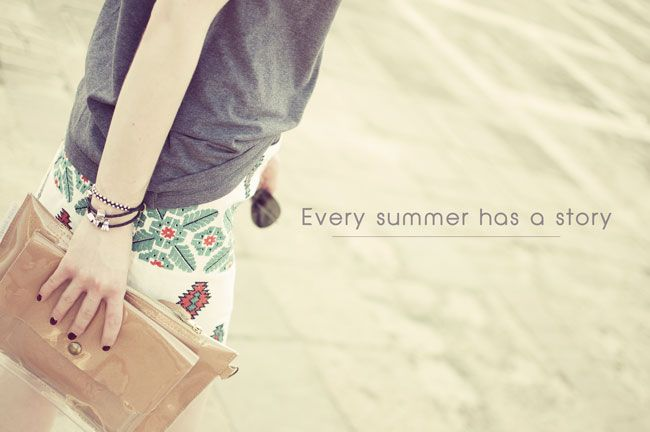 summertime... #summer #photo #fashion #blog