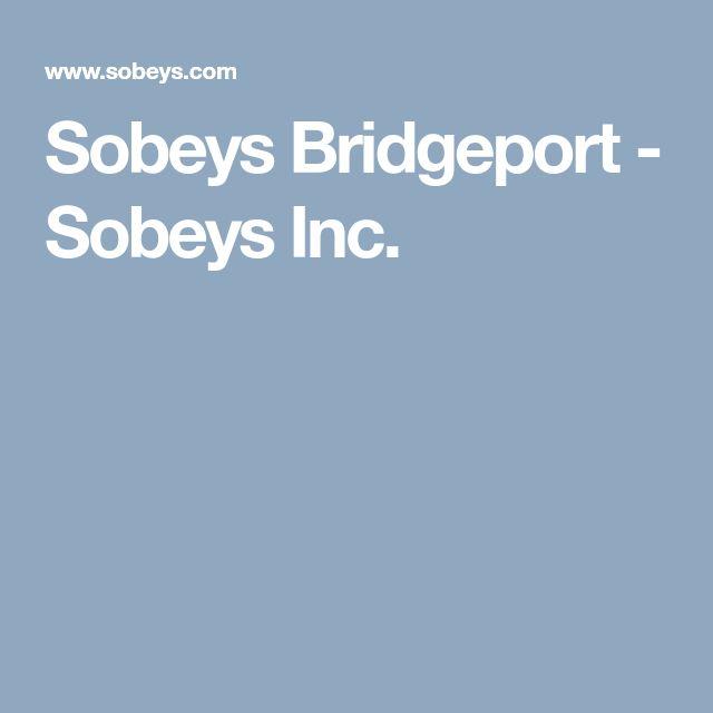 Sobeys Bridgeport - Sobeys Inc.