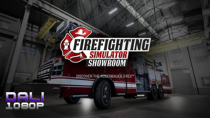 Firefighting Simulator Showroom Rosenbauer TP3 Pumper Showcase #FirefightingSimulator #astragon_GmbH #simulation #Steam #YouTube #DaliHDGaming