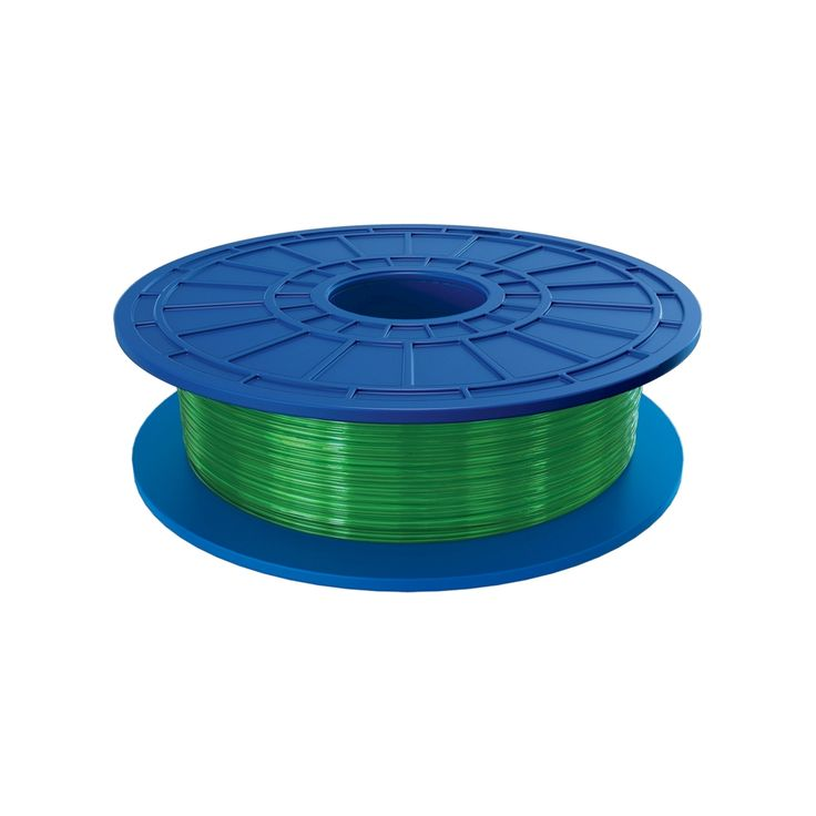 Dremel 3D Printer Pla Filament-1.75mm-.5kg Spool - Green