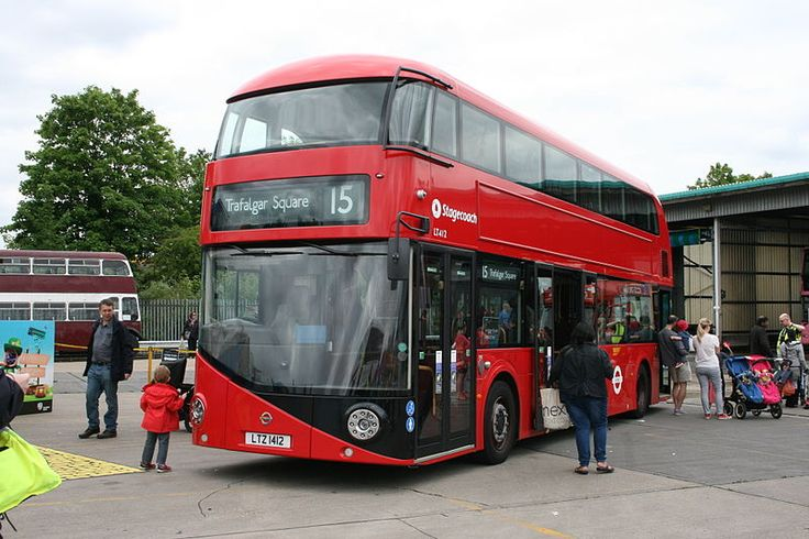 CLondoner92: Reading Buses to trial the New Routemaster