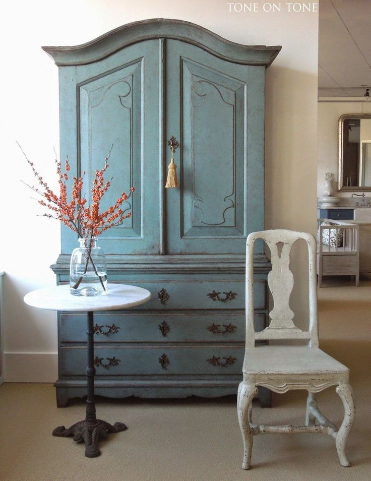 The Laurel Home Best Of Interior Design Awards For 2015. Swedish StyleWhite  ChairsPaint ... - 203 Best Gustavian Swedish Style Images On Pinterest Swedish