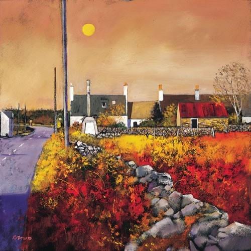 Art Prints Gallery - Galloway Village (Limited Edition), £139.00 (http://www.artprintsgallery.co.uk/Davy-Brown/Galloway-Village-Limited-Edition.html)