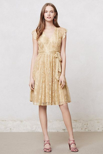 Golden Hour Dress #anthropologie #anthrofave - potential rehearsal dinner material? i'd love some feedback!