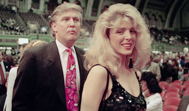 """Marla Maples Says Donald Trump's Presidential Run Has Made Life 'Crazy' - http://www.jfashion.co.uk/jfashion/blog/marla-maples-says-donald-trumps-presidential-run-has-made-life-crazy/        ASSOCIATED PRESS   Donald Trump and second spouse Marla Maples.     Donald Trump's second ex-spouse Marla Maplessays life has gotten just a little """"loopy"""" since her ex introduced he was operating forpresident final summer time. """"It's been a loopy six months for me"""