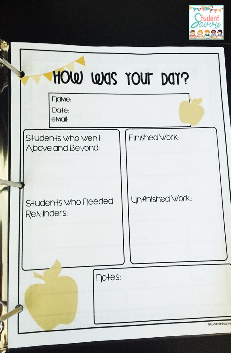 While You Were Out.. How Was Your Day? Editable Substitute Binder - Resources for Sub. Teacher Binder FREEBIES and tips!