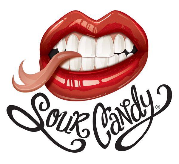 Sour Candy Inc. by Robba Saldaña, via Behance