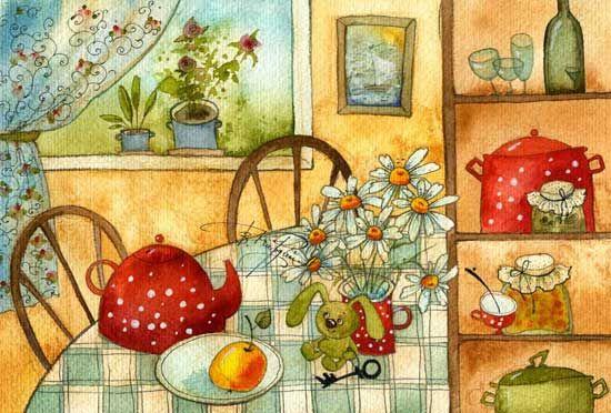 Домик для Марины (Виктория Кирдий)