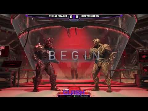 Injustice 2 The Clash #11 Tournament