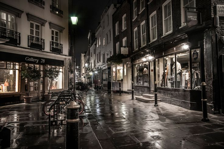 London town late