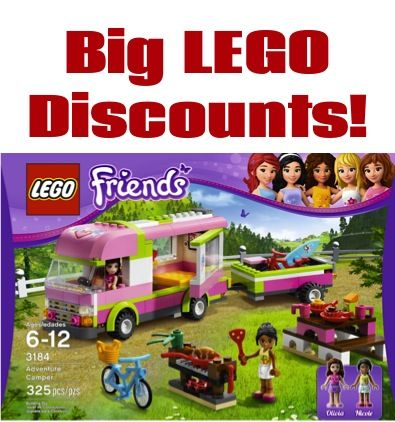 Big Discounts on Lego Sets! #legos  @Jessica Whitmore