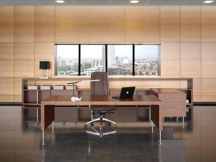 Modern Wood Office Furniture high end home office furniture contemporary recessed lighting Prima Sinfonia By Ofifran Untemporal Design New Shapes New Concepts For The Office Furniture