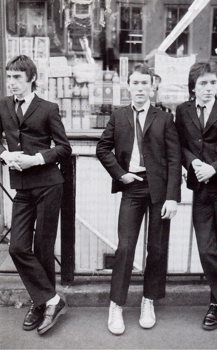 The Jam in San Francisco's Chinatown, 1977
