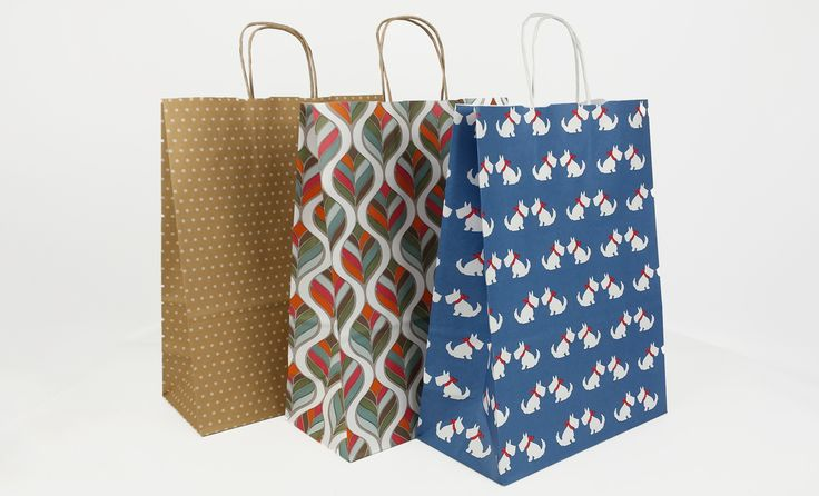 Check out these fantastic NEW stock designs, coming soon to our paper bag offerings - watch this space! #paperbags #retail #retailtherapy #packaging #shopping #bags