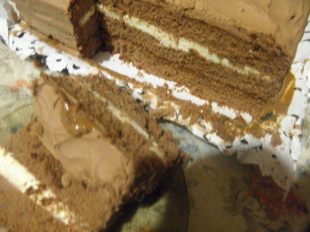 Relleno para tortas merengado y de caramelo (dos recetas)