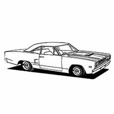 106 best Fast cars,hot rods,trucks,motorcycles coloring
