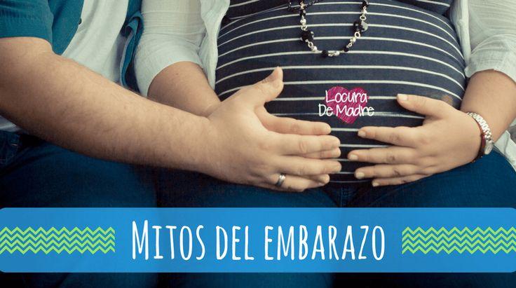 7 Mitos del embarazo ¿Cierto o falso?