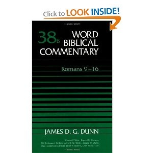 Word Biblical Commentary, Vol. 38B, Romans 9-16
