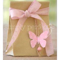 #inspiração #ideia #embalagem #lembrancinha #pacote #gift #presente #papel…