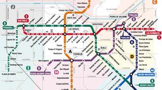 Bachelet anuncia estudio para concesionar Línea 7 de Metro