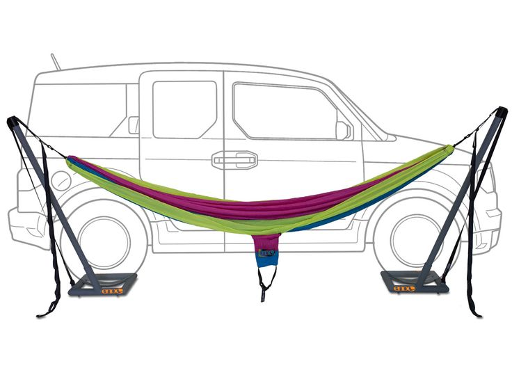 Car Hammock Stand - 97 Best Mobile Living Images On Pinterest Campers, Ford Transit
