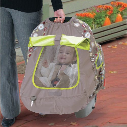 Baby Shade Infant Car Seat Cover...