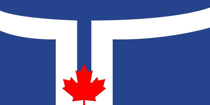City of Toronto flag