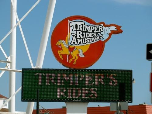 Trimper Rides, Ocean City, MD