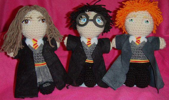 cute - harry potter dolls