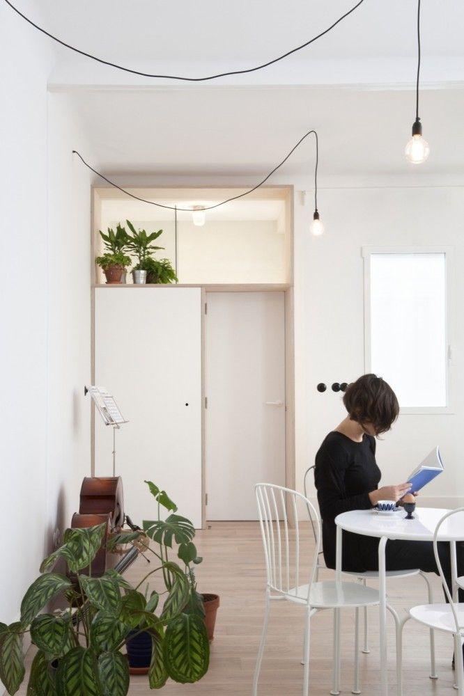 Apartamento+Plywood+Trio+en+Madrid+/+BUJ+COLÓN+Arquitectos