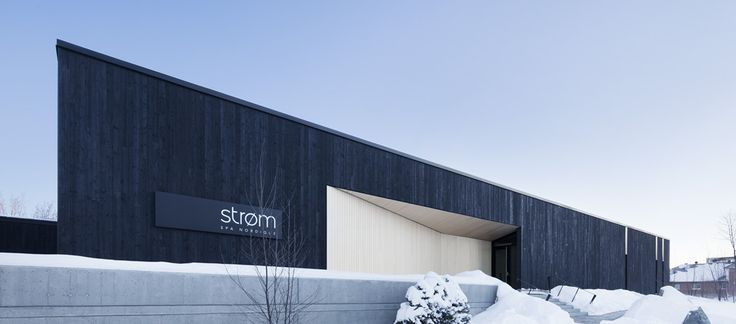 LEMAYMICHAUD | Design | Architecture | Interior Design | Strom Spa | Spa | Sherbrooke | Quebec | Relax |Spa | Sauna | Rest | Lazy | Calm down | Calm | Loosen up | Unwind |Take a break | Take it easy | Whirlpool | Day spa | Health Club | Pool |Steam room | Relaxation | Relaxer |Piscine | Bain tourbillon | Massage