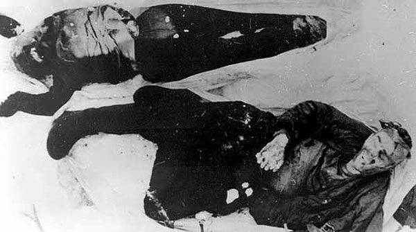 The Dyatlov Pass Incident - A journalist by the name of Yuri Yarovoi published a fictionalized account inspired by the mysterious events of the Dyatlov Pass Incident.  The book, published in 1967, is called Of the Highest Rank of Complexity.