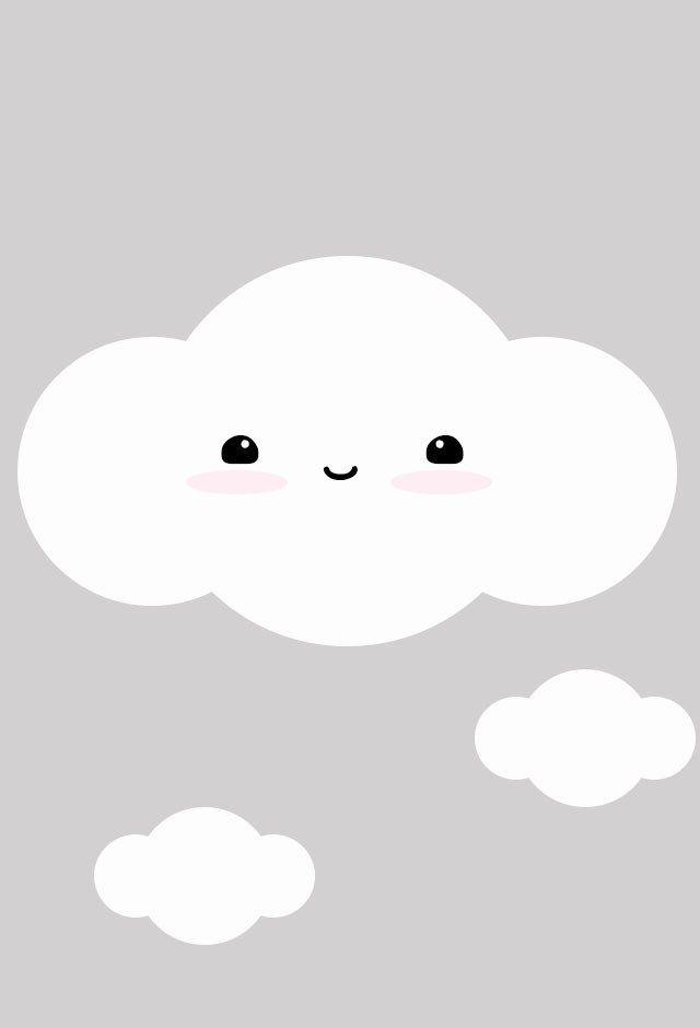 ecran d'accueil iphone cloud