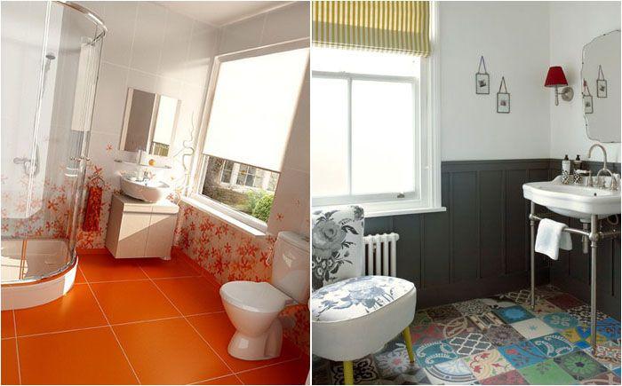 Каким должен быть пол в ванной комнате: 20 оригинальных идей для потрясающего интерьера