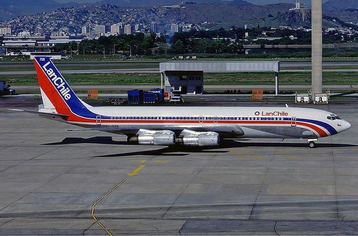 LAN Chile Boeing 707