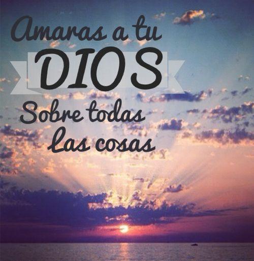 Dios ♥️