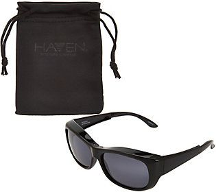 Haven Foldable Fits Over Sunglasses by Foster Grant