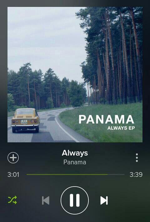 Always - Panama