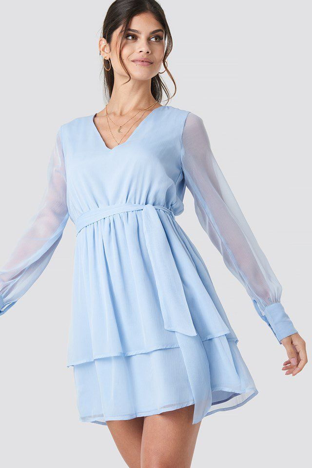 In Layered Double Mini Dress 2019Outfits KleidungKleidung BoerCWQdxE