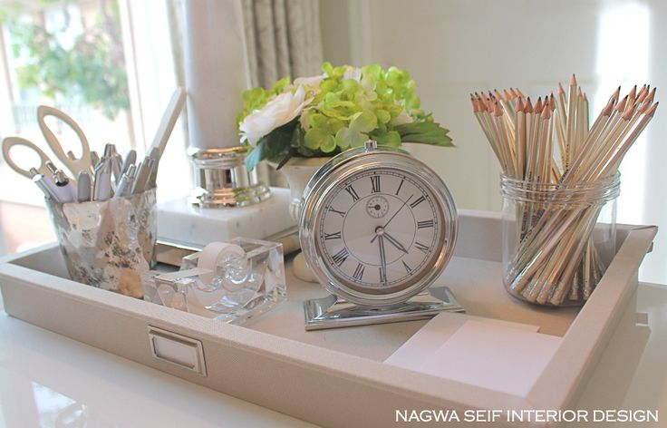 Office Desk Accessories ~ ON TRAY ~