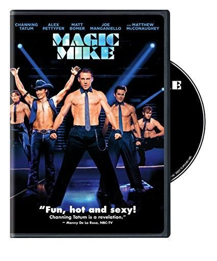 Channing Tatum & Alex Pettyfer & Steven Soderbergh-Magic Mike