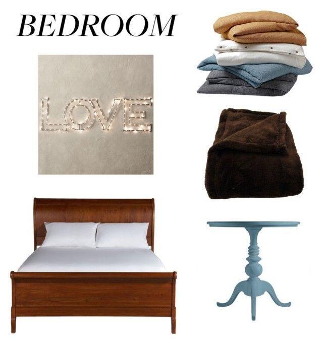 bedroom 2 by evike111 on Polyvore featuring interior, interiors, interior…