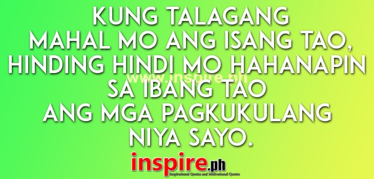 Tagalog Love Quotes Long Distance Relationship: Best 20+ Tagalog Quotes Ideas On Pinterest
